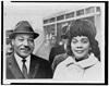 Martin Luther King, Jr. and Coretta Scott King