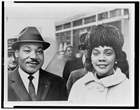 Martin Luther King, Jr. and Coretta Scott King