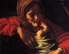 <em>Adoration of the Shepherds</em> Detail