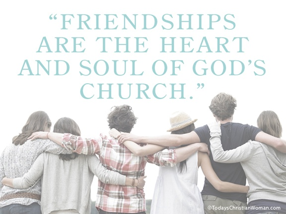 Friendships in the Church