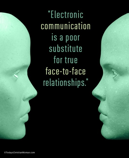 Face-to-Face Relationships
