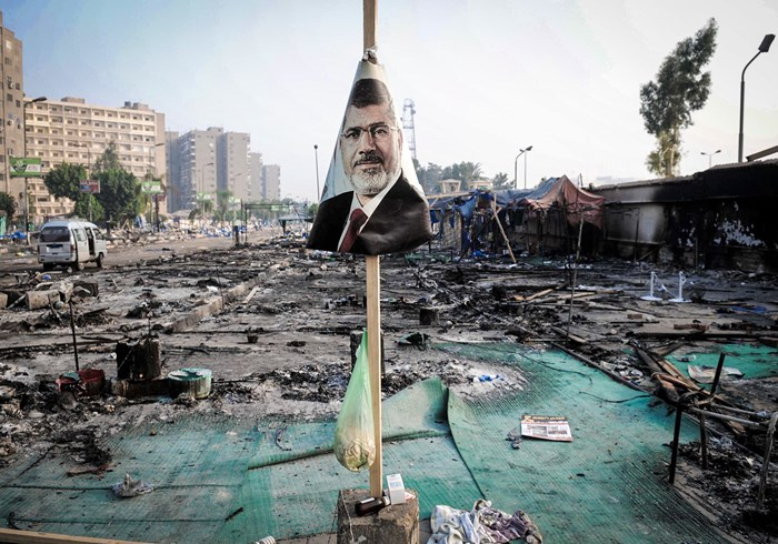 Despite 600 Deaths, Egypt's Christians Support Military's Eviction of Pro-Morsi Protesters