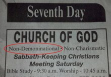 Church Signs of the Week - August 23, 2013