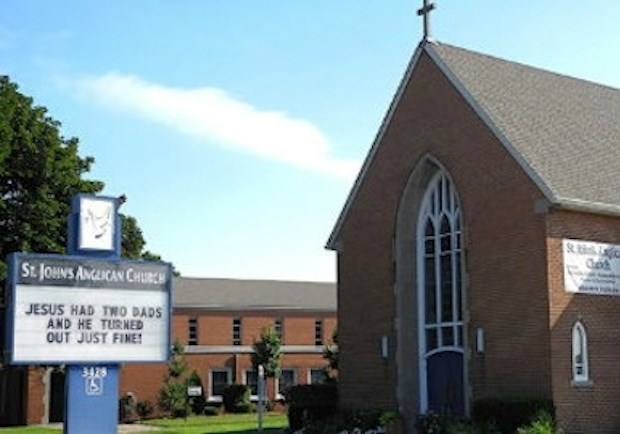 Church Signs of the Week - September 6, 2013