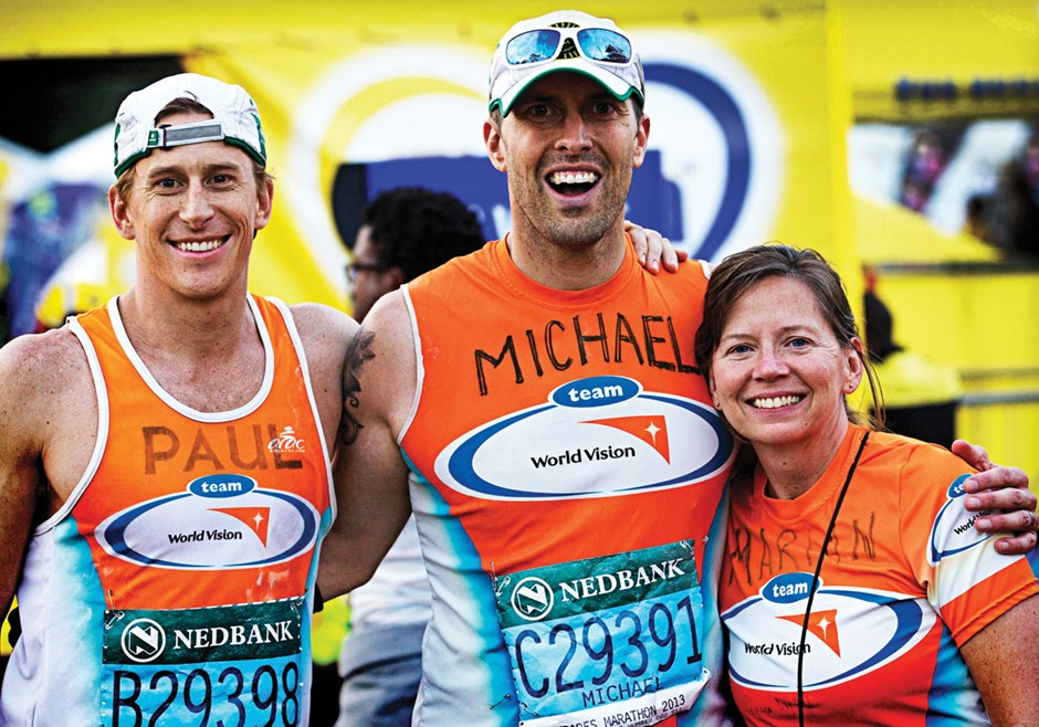 Joining the Race for Clean Water