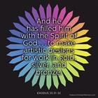 Exodus 35:31-32