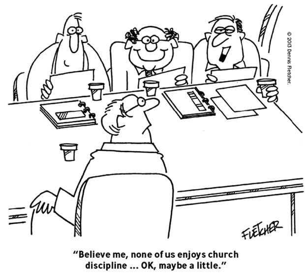 Church Discipline Chasers