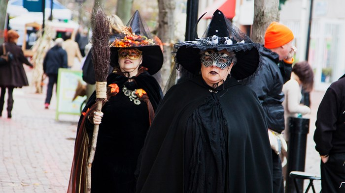 Sharing the Gospel with Witches—Real Ones