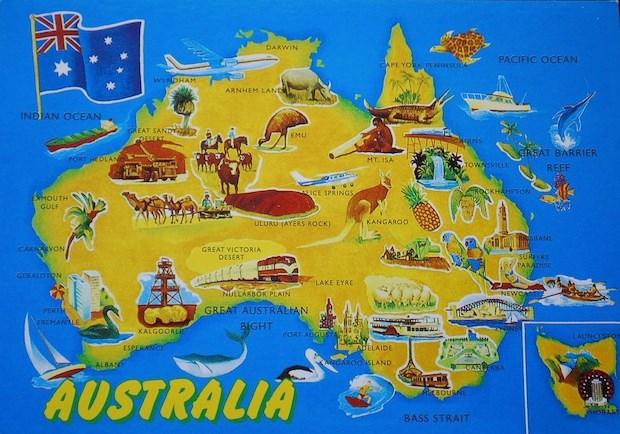 Saturday is for Seminars: My Upcoming Trip to Australia