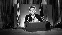 Why We Need JFK's Peace Legacy
