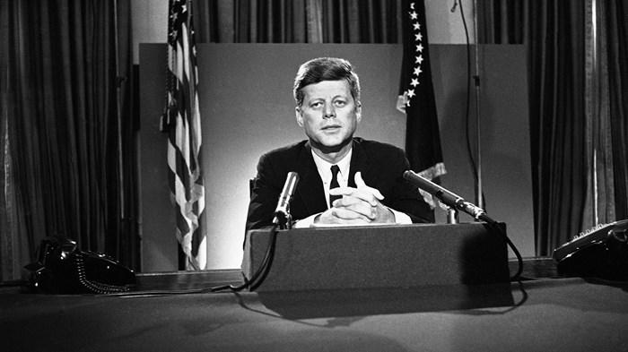 Why We Need JFK's Peace Legacy