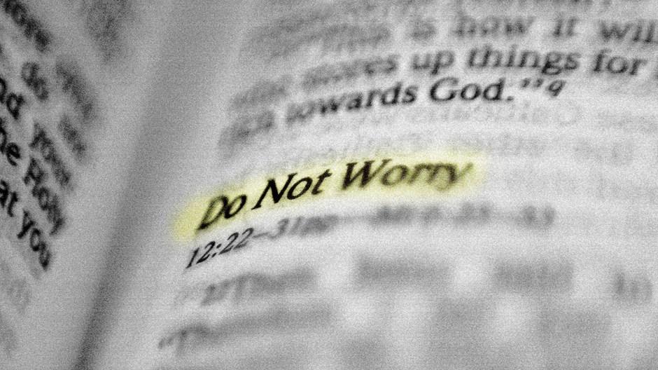 A Prayer for the Anxiety-Ridden Christian