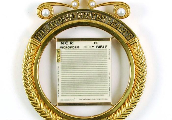 Psalm Book's Astronomical Price Eclipses Lunar Bible Sale