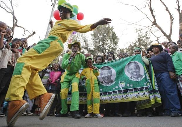 Will South Africa be OK after Mandela?