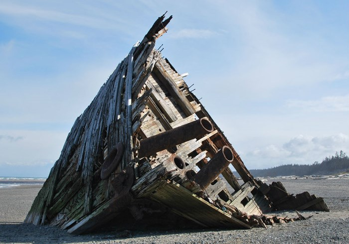 A Modern-Day Jonah: Man Survives Three Days Under the Ocean