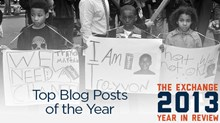 Top Blog Posts of 2013