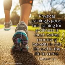 1 Timothy 4:8