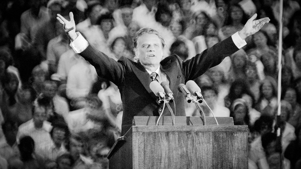 Sinners In The Hands Of A Loving God Billy Graham Special Issue