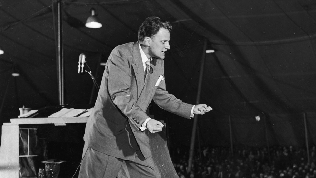 When Billy Took Britain by Storm | Billy Graham Special Issue |  Christianity Today