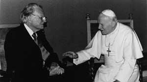 The Preacher and the Popes
