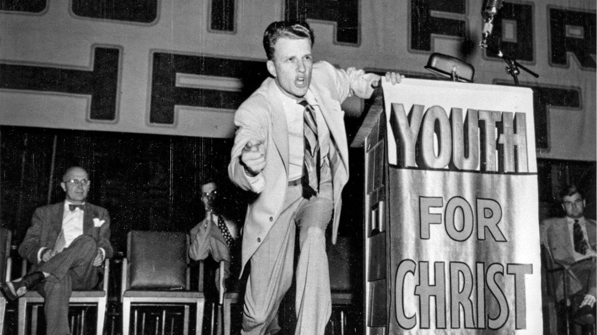 Not the Stuff of Romance Novels | Billy Graham Special Issue