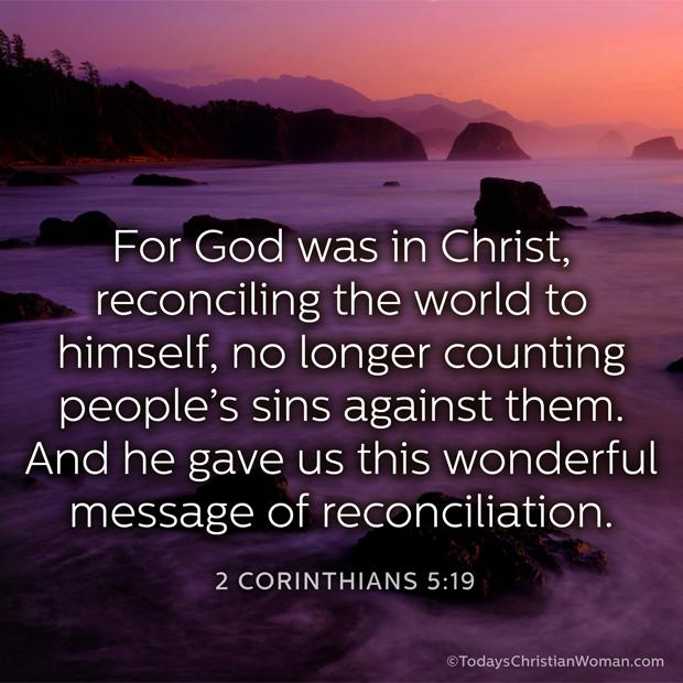 2 Corinthians 5:19