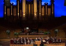 Ravi Zacharias Speaks, Fernando Ortega Sings … at the Mormon Tabernacle