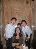 Helen and her sons