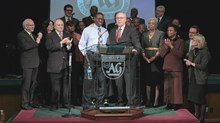 Black and White Pentecostals Mend 100-Year Racial Rift During Black History Month