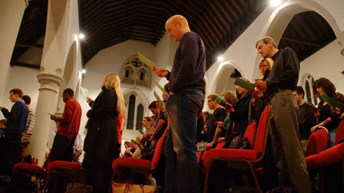 Why We Don't Just Need Community, We Need Church