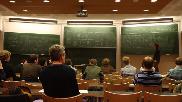 Into the Academic Lion's Den