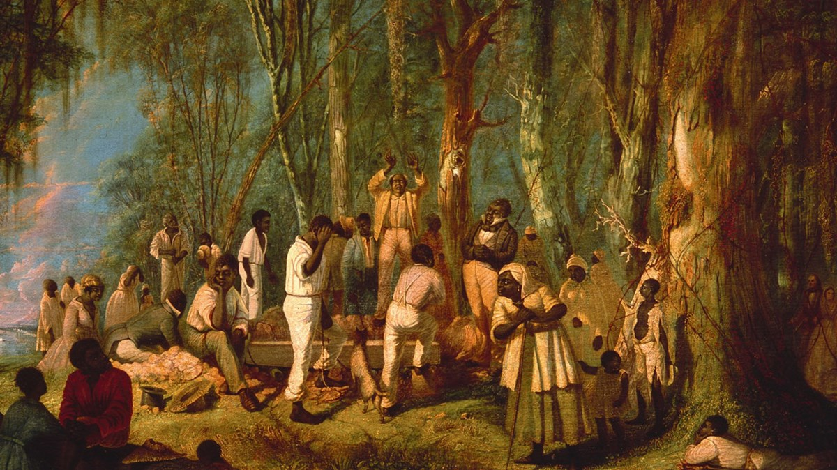 the conversion of african american slaves to christianity In slavery, civil war and salvation (2010), daniel fountain challenges the traditional historiography that after about 1830, christianity was the cultural centerpiece of the southern slave community (pg 3.