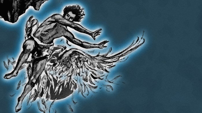 Wings of Wax, Feathers Flying