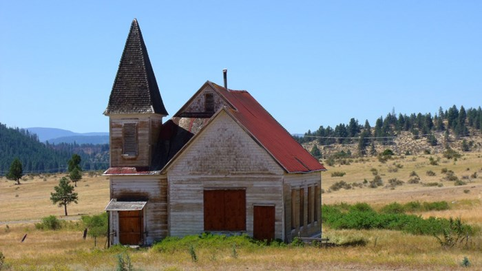 Mourning the Death of a Church