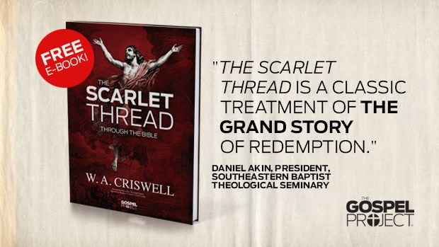 The scarlet thread through the bible a free ebook from the gospel i encourage you to check out the free ebook take a moment download it here and learn more about the thread that runs throughout the entirety of the fandeluxe Image collections