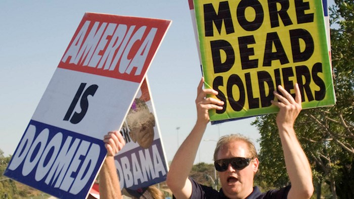 Reactions from Around the Web to the Death of Fred Phelps