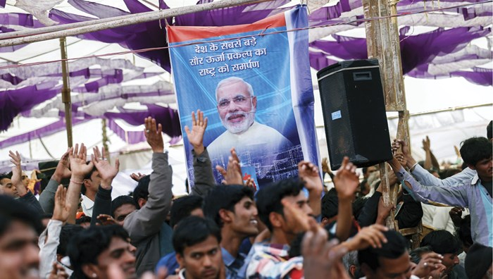 India's Christians Shrug