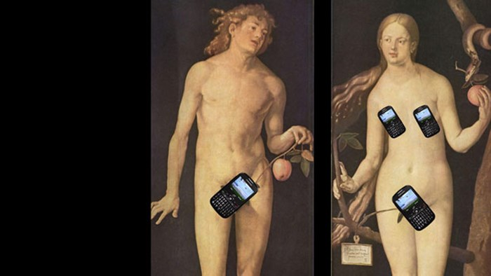 My Phone is My Fig Leaf
