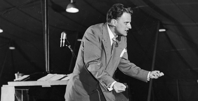Sinners in the Hands of a Loving God | Billy Graham Special