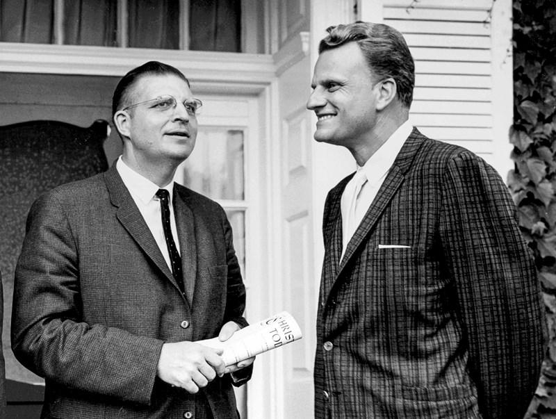 Evangelist Billy Graham Has Died | Billy Graham Special