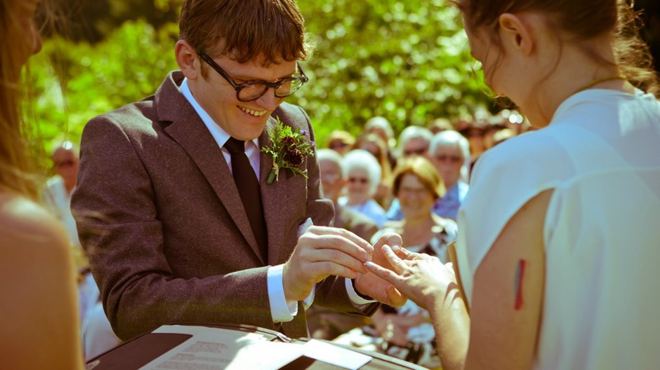 What Happened to Wedding Vows?
