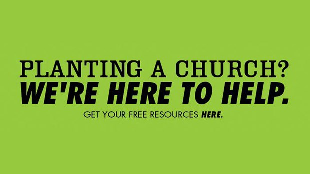 4 Free Resources for New Church Planters