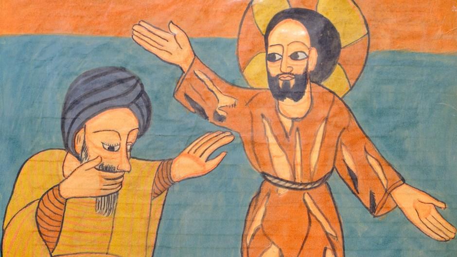 Seeing Jesus Through Doubting Eyes