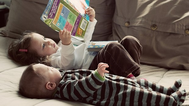 Four Ways to Help Your Child Love Reading