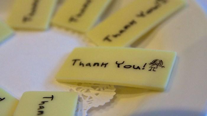 Giving Thanks for Gratitude
