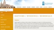 Ex-Muslim Sues His Church for Celebrating His Baptism
