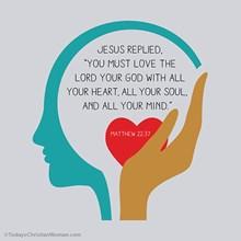 Matthew 22:37