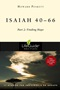Isaiah: Finding Hope in Troubled Times