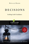 Decisions: Seeking God's Guidance
