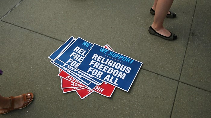 Religious Freedom vs. LGBT Rights? It's More Complicated